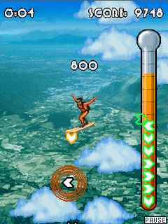 Mobile game California Games X - screenshots. Gameplay California Games X.