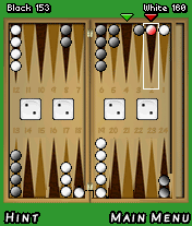Download free mobile game: Win@ Backgammon - download free games for mobile phone.