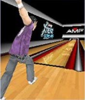 Mobile game AMF Xtreme bowling 3D - screenshots. Gameplay AMF Xtreme bowling 3D.