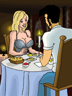 Mobile game Dirty Jack: Quick Date - screenshots. Gameplay Dirty Jack: Quick Date.