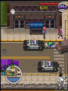 Download free mobile game: Saints Row 2 - download free games for mobile phone.