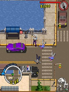 Download free game for mobile phone: Saints Row 2 - download mobile games for free.