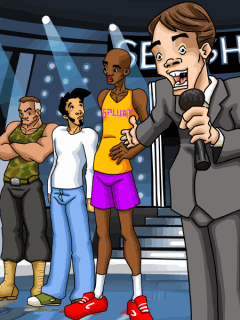 Download free game for mobile phone: Dirty Jack Sех-show Ambush - download mobile games for free.