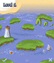 Jeu mobile Le Pêcheur - captures d'écran. Gameplay Fisherman.