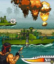 Download free game for mobile phone: Rambo Forever - download mobile games for free.