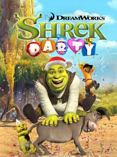 Download free Shrek Party - java game for mobile phone. Download Shrek Party
