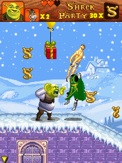 Download free game for mobile phone: Shrek Party - download mobile games for free.