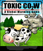 Toxic Cow 2. A Global Warming Game
