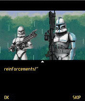 Download free mobile game: Star Wars: The Clone Wars - download free games for mobile phone.