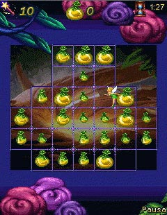 Download free mobile game: Tinker Bell Puzzle - download free games for mobile phone.