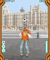 Download free game for mobile phone: Football Jr 3D - download mobile games for free.