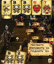 Mobile game Pirates of the Caribbean. Poker. - screenshots. Gameplay Pirates of the Caribbean. Poker..