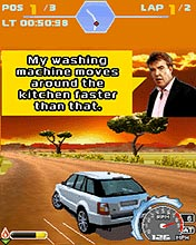 Mobile game Top Gear - screenshots. Gameplay Top Gear.