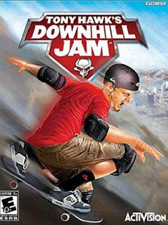 Download free Tony Hawk's Downhill Jam 3D - java game for mobile phone. Download Tony Hawk's Downhill Jam 3D