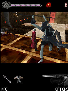 Download free mobile game: Devil May Cry 3D - download free games for mobile phone.