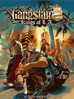 Download free Gangstar 2 Kings of L.A. - java game for mobile phone. Download Gangstar 2 Kings of L.A.