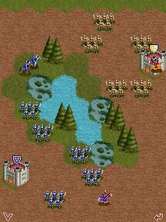 Download free game for mobile phone: Medieval Total War Mobile - download mobile games for free.