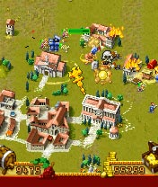 Download free mobile game: Romans and Barbarians - download free games for mobile phone.