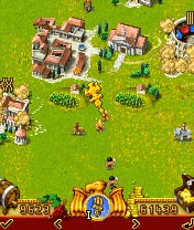 Download free game for mobile phone: Romans and Barbarians - download mobile games for free.