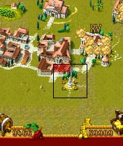 Mobile game Romans and Barbarians - screenshots. Gameplay Romans and Barbarians.