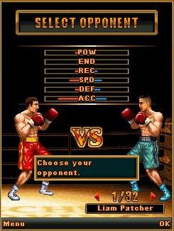 Download free game for mobile phone: Klitschko Boxing - download mobile games for free.