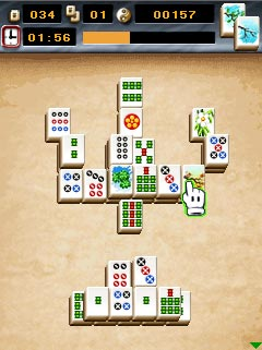 Download free mobile game: Mr. Mahjong 3 - download free games for mobile phone.