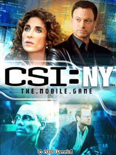 CSI: New York. The mobile game