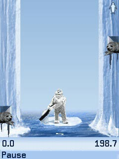 Jeu mobile Les Jeux de Sport de Yeti: Volume 1 - captures d'écran. Gameplay Yetisports Games Pack vol.1.