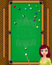 Download free game for mobile phone: Ace billiard - download mobile games for free.