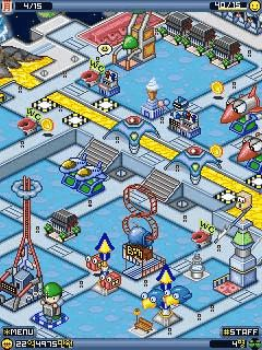 Download free game for mobile phone: Fun Park Tycoon - download mobile games for free.