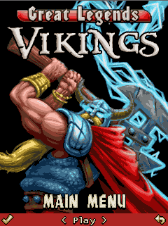 Great Legends: Vikings