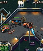 Download free mobile game: Demolition Derby - download free games for mobile phone.