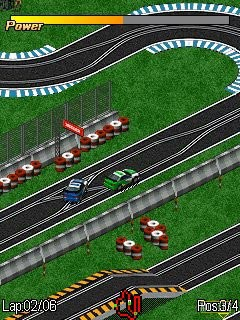 Download free game for mobile phone: Scalextric GT (SCX GT) - download mobile games for free.