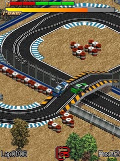 Mobile game Scalextric GT (SCX GT) - screenshots. Gameplay Scalextric GT (SCX GT).