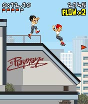 Download free mobile game: Playman. Extreme Running - download free games for mobile phone.