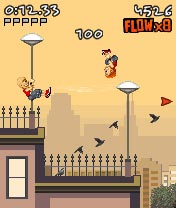 Download free game for mobile phone: Playman. Extreme Running - download mobile games for free.