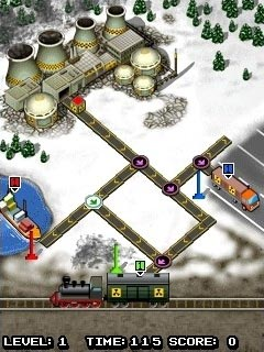 Download free mobile game: Uranium Inc - download free games for mobile phone.
