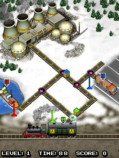Download free game for mobile phone: Uranium Inc - download mobile games for free.