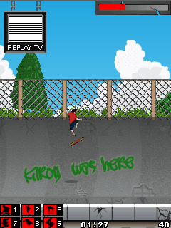 Mobile game SK8 Krazy - screenshots. Gameplay SK8 Krazy.
