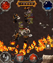 Mobile game Devils And Demons - screenshots. Gameplay Devils And Demons.