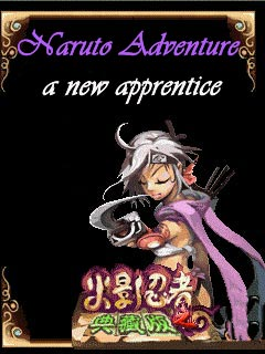 Naruto Adventure: A New Apprentice
