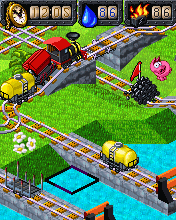 Download free game for mobile phone: My Model Train - download mobile games for free.