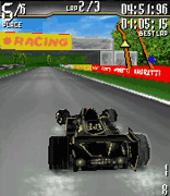 Download free game for mobile phone: Andretti Racing 3D - download mobile games for free.