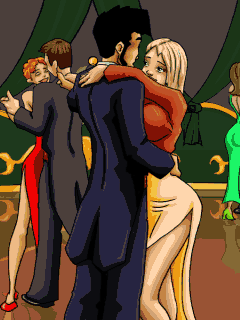 Jeu mobile Jack Le Salaud: La Sex Croisière - captures d'écran. Gameplay Dirty Jack: Sех Cruise.