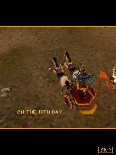 Jeu mobile Abhimanyu 3D - captures d'écran. Gameplay Abhimanyu 3D.