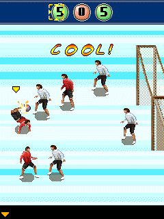 Download free game for mobile phone: Ultimate Street Football - download mobile games for free.