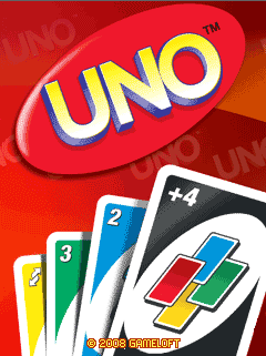 Download free UNO - java game for mobile phone. Download UNO