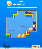 Download free game for mobile phone: Super Fruitfall - download mobile games for free.