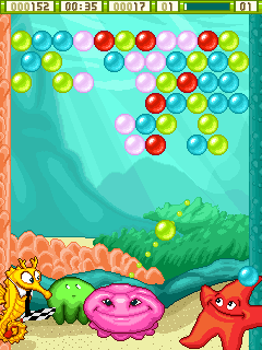 Download free mobile game: Bublex Mania - download free games for mobile phone.
