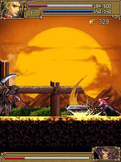 Download free game for mobile phone: Castlevania 2 - download mobile games for free.